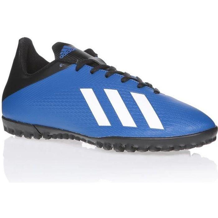 ADIDAS Chaussures de football X 19.4 TF - Adulte - Bleu