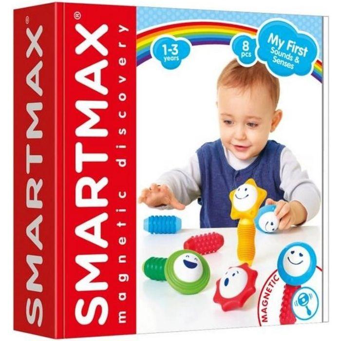Smart Max : mes premiers sons et sens Coloris Unique