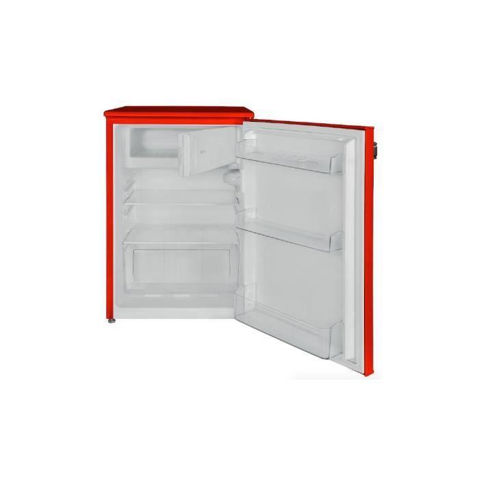 Réfrigérateur table top TELEFUNKEN TFKTT140RTR - 117 - A+
