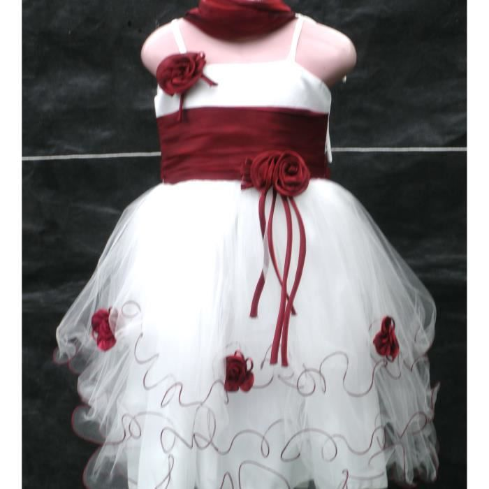 Robe fillette 4 ans