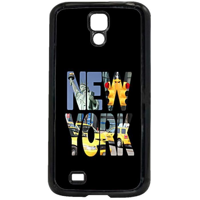coque samsung galaxy s4 mini new york city achat coque. Black Bedroom Furniture Sets. Home Design Ideas
