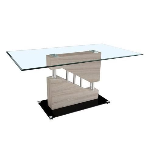 Table basse contemporaine arboa bois fonc achat vente table basse tabl - Table basse bois contemporaine ...