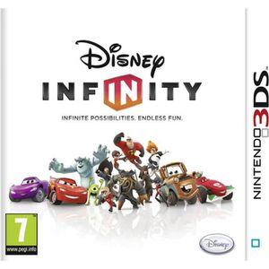 JEU 3DS Pack de Démarrage Disney Infinity 3DS