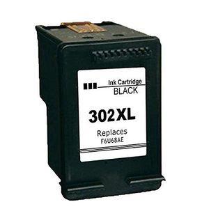 CARTOUCHE IMPRIMANTE Ink_seller Remanufactured HP 302XL Cartouches d'en