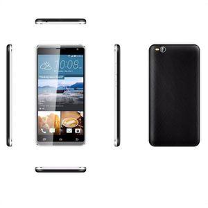Téléphone portable Téléphone portable Android 5,5 pouces débloqué Sma