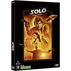 DVD FILM DVD Solo : A Star Wars Story
