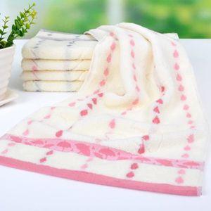 1//2PCS Home Maison Serviette à main doux peluche tissu Bain Cuisine Serviettes Hanging Wipe