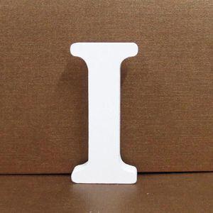 PLAQUE DE PORTE Lettre décorative Lettres En Bois Blanc Alphabet D
