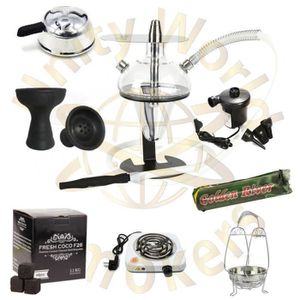 CHICHA - NARGUILÉ PACK CHICHA ODUMAN N5 JUNIOR+ KALOUD+ VORTEX+ ALLU