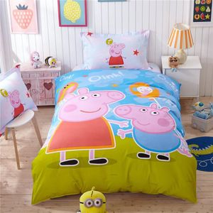 couette peppa pig achat vente couette peppa pig pas. Black Bedroom Furniture Sets. Home Design Ideas