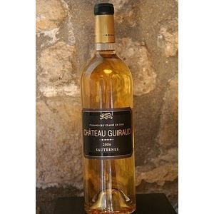 VIN BLANC Chateau Guiraud 2006