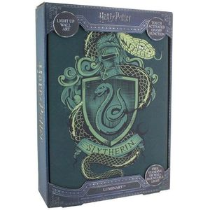 LAMPE A POSER Lampe Harry Potter - Serpentard Luminart