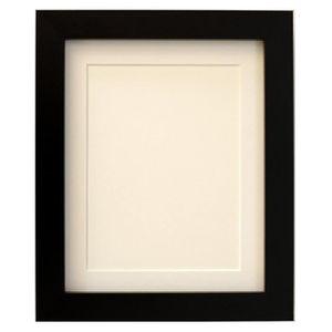 CADRE PHOTO sur Mesure Frames-Black carré Motif Cadres Photo T