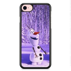 coque iphone xr olaf la reine des neiges frozen