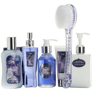COFFRET CADEAU CORPS Coffret cadeau coffret de bain au parfum florale d