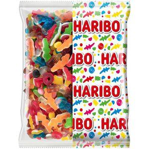 CONFISERIE DE SUCRE HARIBO Happy Life 2 kg