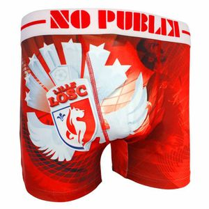 No Publik Boxer Homme Microfibre Losc Magic Stadium