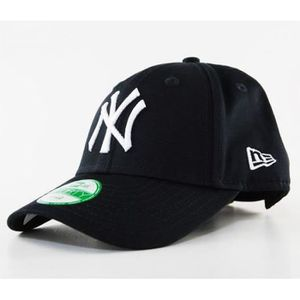 A10 New Era Officiel New York NY Yankees Tissé Snapback Casquette de baseball noire S//M