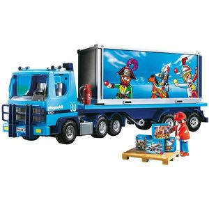 playmobil city action le transport de marchandises achat vente playmobil city action le. Black Bedroom Furniture Sets. Home Design Ideas