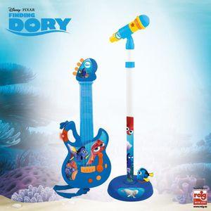 INSTRUMENT DE MUSIQUE DORY Micro Et Guitare Dory