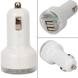 PRISE ALLUME-CIGARE chargeur voiture - Allume cigare Double USB 2100mA