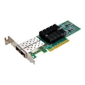 SERVEUR STOCKAGE - NAS  Adaptateur Ethernet à 2 ports 10 Gigabit SFP+ PCIe