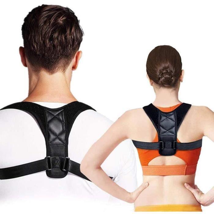 Correcteur de posture JADE KIT Correcteur de Posture pour Femme et Homme Professionnelles Back Support avec Ceinture dajustement167