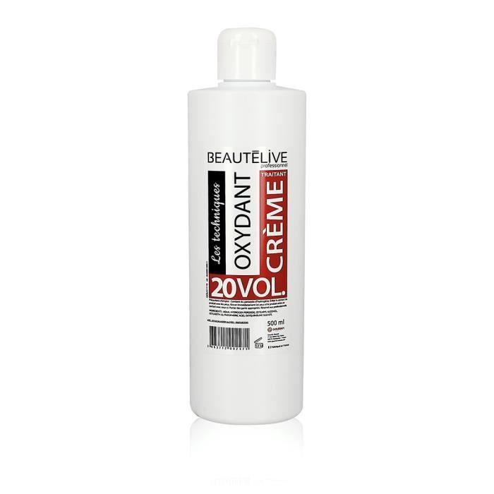 Beautélive Oxydant crème 20 V , 500ml
