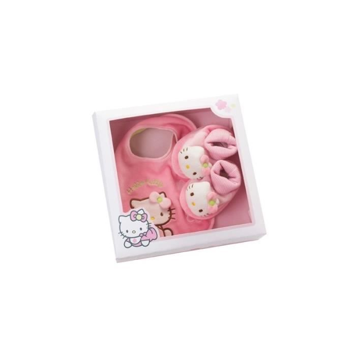 COFFRET CADEAU HELLO KITTY - HOMEROKK