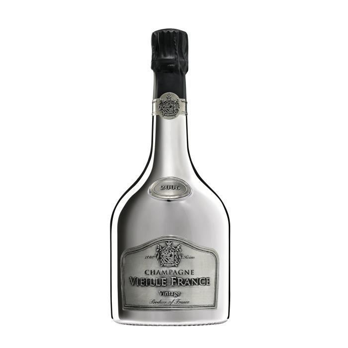 Champagne Vieille France Millésimé 2006 Edition Limitée Silver Brut - 75 cl