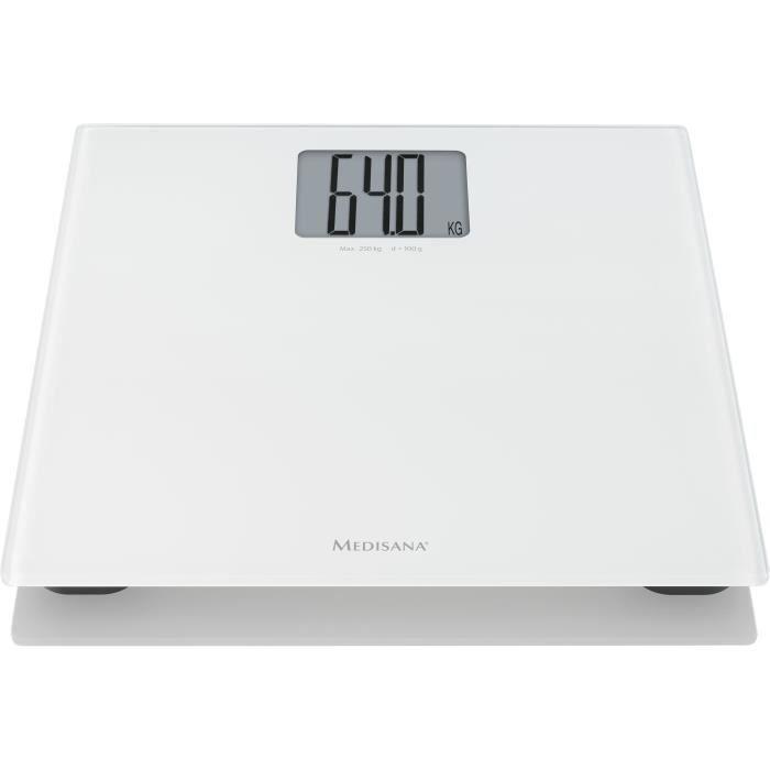 Medisana Pèse-personne XL PS 470 Blanc