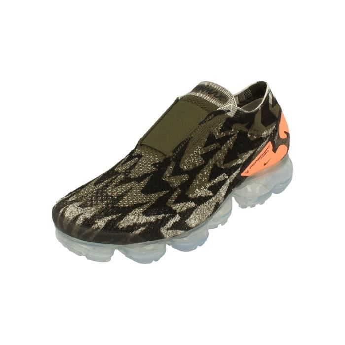 Nike Air Vapormax Fk Moc 2 - Acronym Hommes Running Trainers Aq0996 Sneakers Chaussures 102