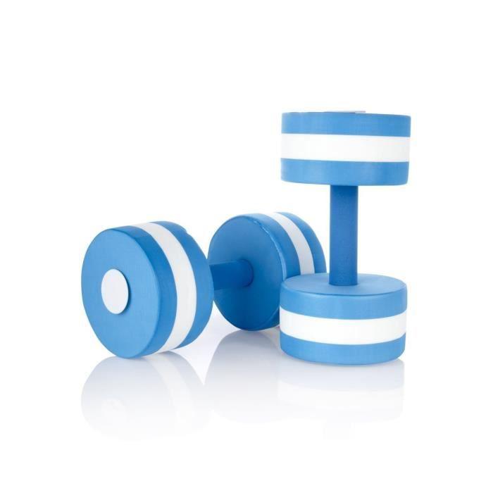 Speedo - L'haltère Aqua est spécialement conçu pour la formation de résistance aquatique, augmenter votre force du haut du corps