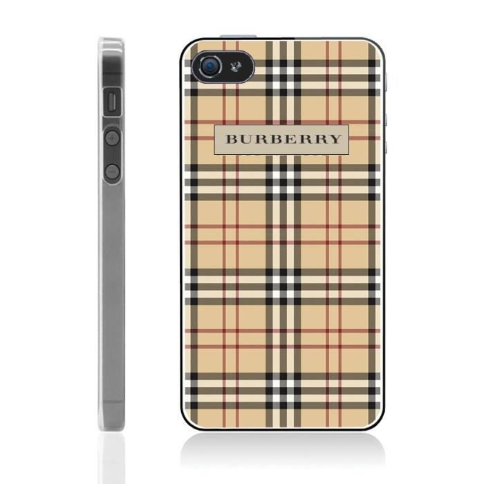 coque iphone 6 burberry