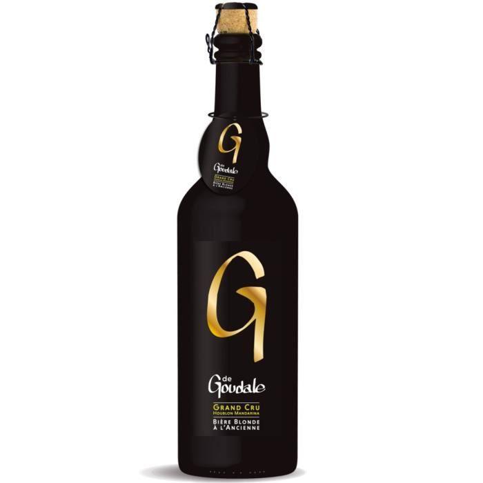 BIÈRE Bière La G de Goudale 75cl 7,9°