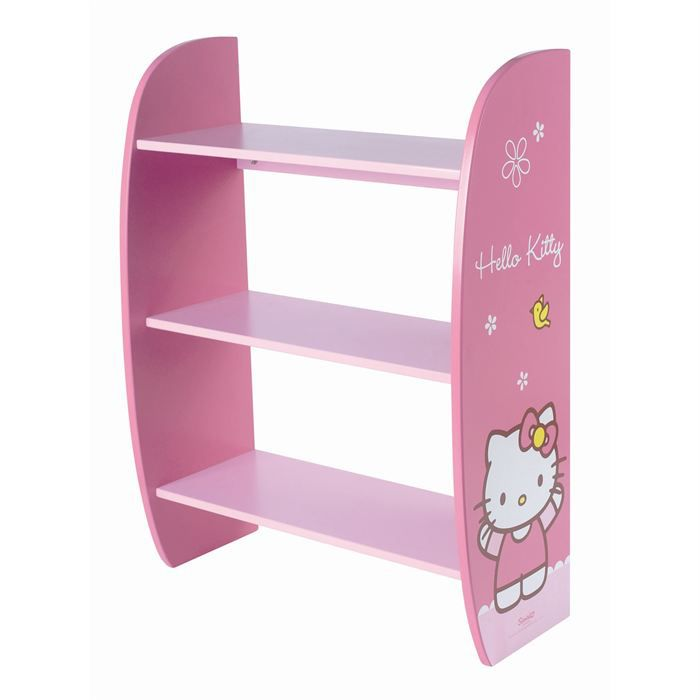 Jemini etag re hello kitty achat vente armoire - Decoration hello kitty chambre bebe ...