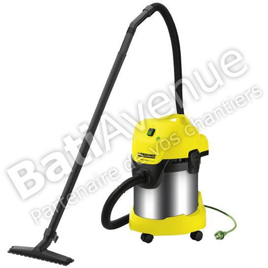 karcher aspirateur eau et poussi re wd 3800 eco achat. Black Bedroom Furniture Sets. Home Design Ideas