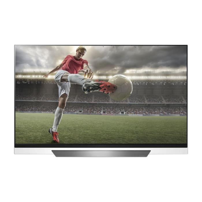 "Téléviseur LED LG 55E8 TV OLED 4K UHD - 55"" (139cm) - 4K HDR Dolb"