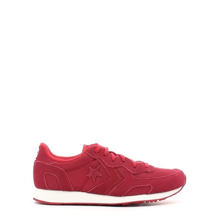 converse sneakers rouge
