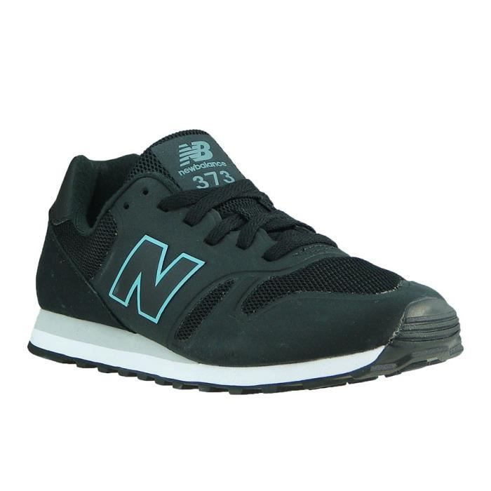 New Balance Hommes Baskets Noir MD373BM