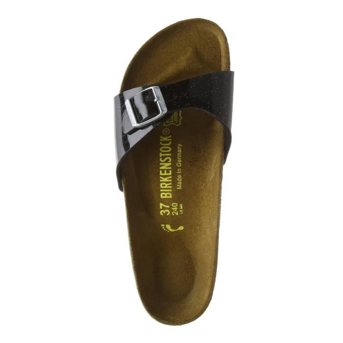Mules Madrid W Galaxy Black e16 - Birkenstock