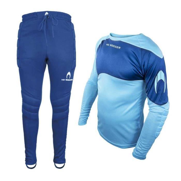 HO Soccer Icon Pantalon de Gardien de But rembourr/é Long Homme