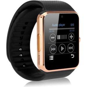 MONTRE CONNECTÉE Bluetooth GT08 Montre-Bracelet intelligente de san