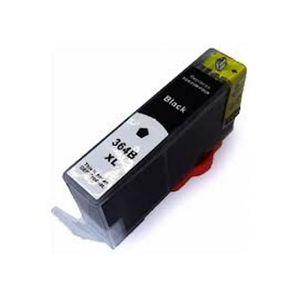 CARTOUCHE IMPRIMANTE HP364BK - Cartouche equivalent HP XL Nº364 Noir po