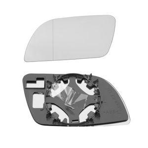 MIROIR RETROVISEUR DROIT VW FOX 2005-UP TOUS MODELES GLACE PASSAGER DROIT