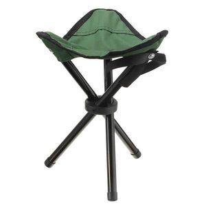 FAUTEUIL JARDIN  Chaise siege pliant trépied portable pr jardin cam
