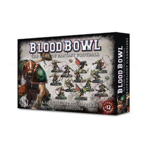 FIGURINE - PERSONNAGE Blood Bowl - The Skavenblight Scramblers 200-11