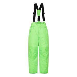 PANTALON DE SKI - SNOW Mountain Warehouse Pantalon de ski Enfant Garçon F