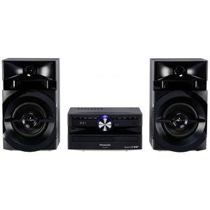 AMPLIFICATEUR HIFI Panasonic SC-UX104EG-K zwart HiFi systeem