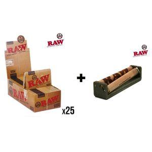 boite pour feuilles 1//4 raw métal